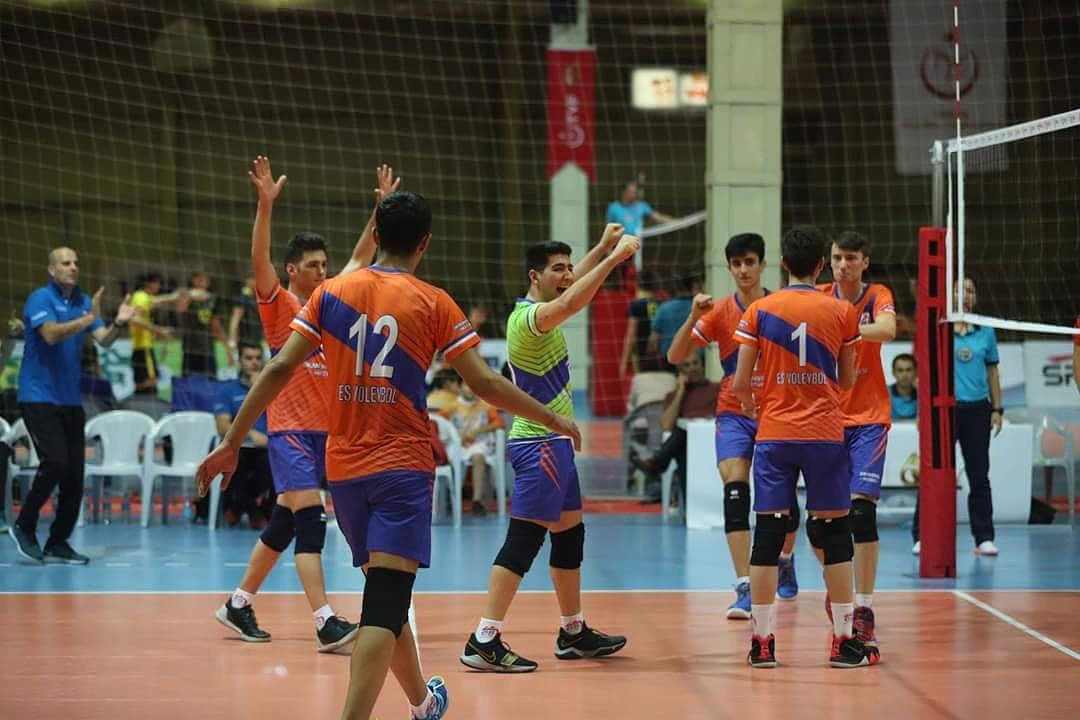 Yıldız Erkeklerimiz Türkiye Şampiyonasını 6. Bitirdi