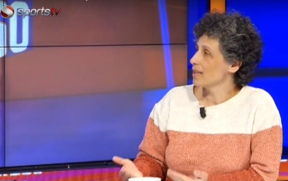 ES Voleybol Spor Kulübü Başkanı Sırma Üç Sports TV'ye Konuk Oldu
